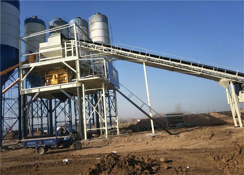 300吨稳定土拌合站