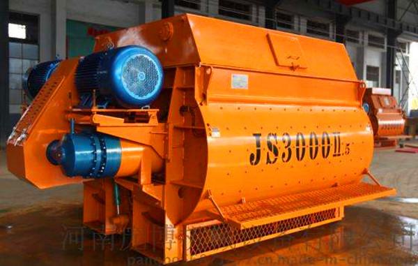 JS3000混凝土搅拌机