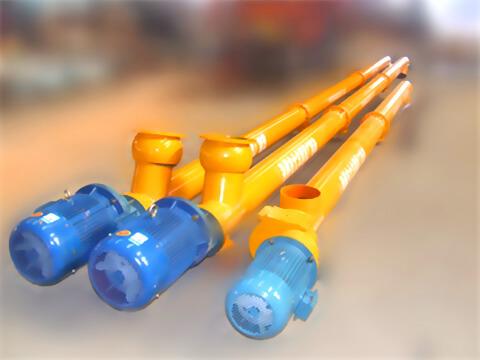 混凝土螺旋输送泵